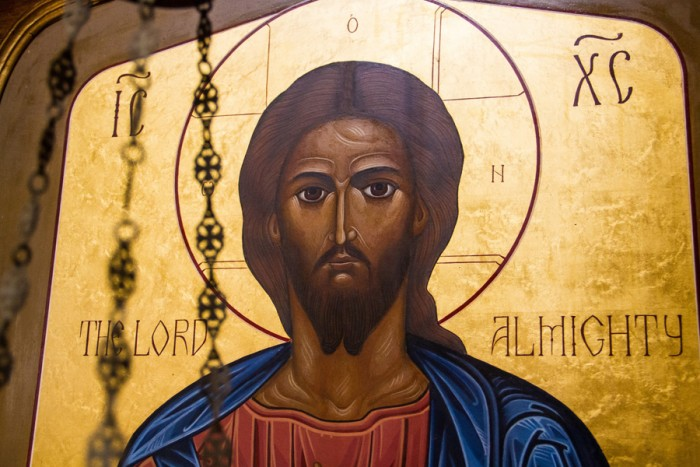Our-Lord-Jesus-Christ-icon-from-the-main-church-iconostasis-by-Nun-Katherine-Weston