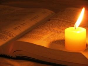 bible-candle