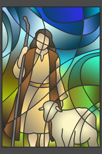 Jezus, de goede herder