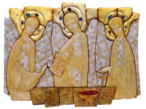 De Drieeenheid 69 x 52 cm