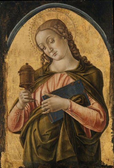 Bartolomeo_Vivarini_Santa_Maria_Magdalena_Boston_MFA_1475
