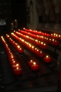 Candles_church
