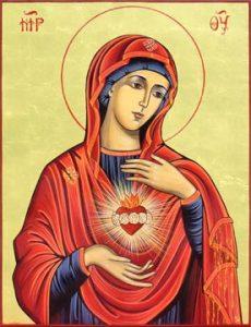 Onbevlekt Hart van Maria