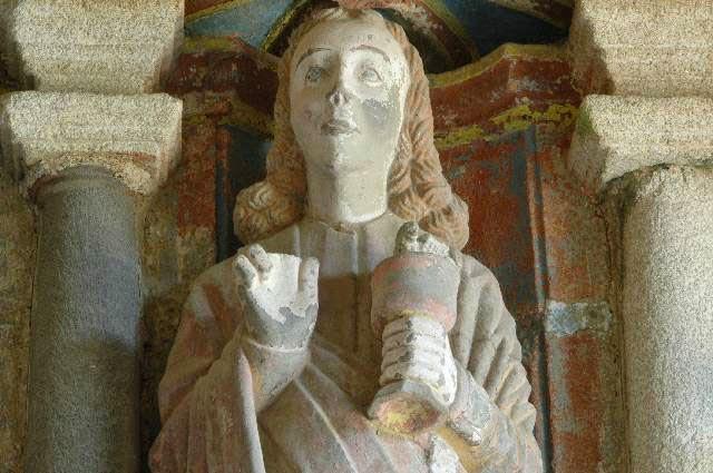 maria magdalena met beker (haar attribuut)